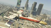 X-Wing Hydra Hybrid 1.1 for GTA 5 miniature 1