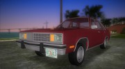 Ford Fairmont (4-door) 1978 for GTA Vice City miniature 1