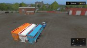 Bergmann GTW 430 v1.0 Multicolor for Farming Simulator 2017 miniature 6