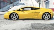 Lamborghini Gallardo 2005 for BeamNG.Drive miniature 2