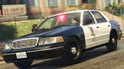1998 Ford Crown Victoria P71 - LAPD Gang Unit 1.1 для GTA 5 миниатюра 1