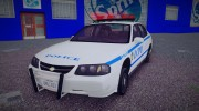 Chevrolet Impala Liberty City Police Department for GTA 3 miniature 1