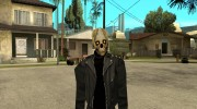Ghost Ryder Skin for GTA San Andreas miniature 1