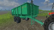ПТС 9 for Farming Simulator 2013 miniature 1