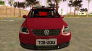 Volkswagen Fox for GTA San Andreas miniature 2