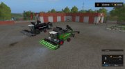 FENDT 6275L & 9490X PACK v1.0 for Farming Simulator 2017 miniature 2