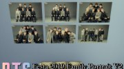 BTS  Family Portrait 2 Posters for Sims 4 miniature 1