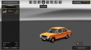FIAT 131 for Euro Truck Simulator 2 miniature 6