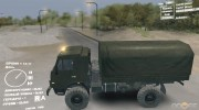 КамАЗ-4350 for Spintires DEMO 2013 miniature 2