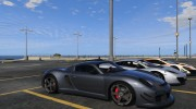 Ruf CTR3 for GTA 5 miniature 1