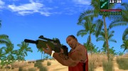Assault Rifle G2A2 для GTA San Andreas миниатюра 2