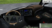 Mercedes-Benz Actros MP4 for Farming Simulator 2013 miniature 12