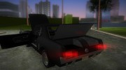 Ford Mustang 1965 for GTA Vice City miniature 7