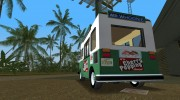 Chevrolet Forvard Control 20 Ice Cream for GTA Vice City miniature 5