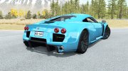 Noble M600 2009 for BeamNG.Drive miniature 3