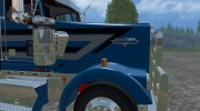Kenworth W900L for Farming Simulator 2015 miniature 4