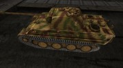 PzKpfw V Panther Hellwi для World Of Tanks миниатюра 2
