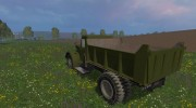МАЗ 205 for Farming Simulator 2015 miniature 4