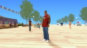 Кель делар for GTA San Andreas miniature 3