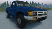 Toyota Hilux for Spintires 2014 miniature 1