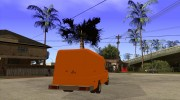 Iveco Turbo Daily for GTA San Andreas miniature 4