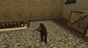 AUS SAS Urban Camo для Counter Strike 1.6 миниатюра 5