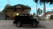Toyota Land Cruiser v100 для GTA San Andreas миниатюра 5