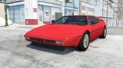 BMW M1 (E26) 1978 for BeamNG.Drive miniature 1