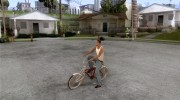 Lowrider Bicycle for GTA San Andreas miniature 1