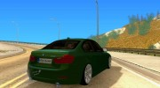 BMW 3 Series F30 Stanced 2012 для GTA San Andreas миниатюра 4