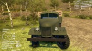 ЗиЛ 157 for Spintires DEMO 2013 miniature 5