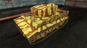 Шкурка для PzKpfw VI Tiger 506 Russia 1944 for World Of Tanks miniature 1
