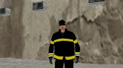 New fireman for GTA 3 miniature 2