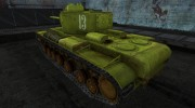 Шкурка для КВ-3 85th Guards Heavy Tanks,1944 для World Of Tanks миниатюра 3
