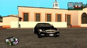 Mercedes-Benz W212 E63 AMG for GTA San Andreas miniature 4