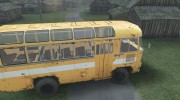 ПАЗ 3201 for Spintires 2014 miniature 3