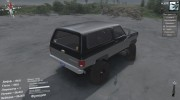Chevy K5 Blazer 1975 for Spintires 2014 miniature 2