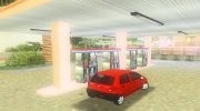 Daewoo Matiz I SE 1998 for GTA Vice City miniature 3