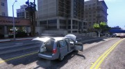 Dodge Grand Caravan SXT 2008 for GTA 5 miniature 8