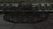 Скин-камуфляж для танка PzKpfw II Ausf. G для World Of Tanks миниатюра 5
