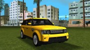 Range Rover Sport HSE for GTA Vice City miniature 2
