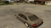 Volvo S80 1999 for GTA San Andreas miniature 3