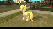 Derpy Hooves (My Little Pony) для GTA San Andreas миниатюра 5