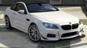 2013 BMW M6 Coupe for GTA 5 miniature 2
