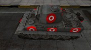 Зона пробития для PzKpfw VI Tiger для World Of Tanks миниатюра 2