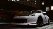 Nissan 370z v2.0 for GTA 5 miniature 10