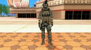 USA Army Special Forces (FIXED) for GTA San Andreas miniature 5