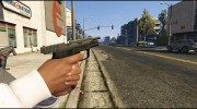 Sig Sauer P228 for GTA 5 miniature 3