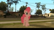 Pinkie Pie (My Little Pony) для GTA San Andreas миниатюра 1