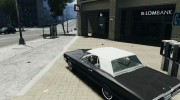 Ford ThunderBird 1964 для GTA 4 миниатюра 3